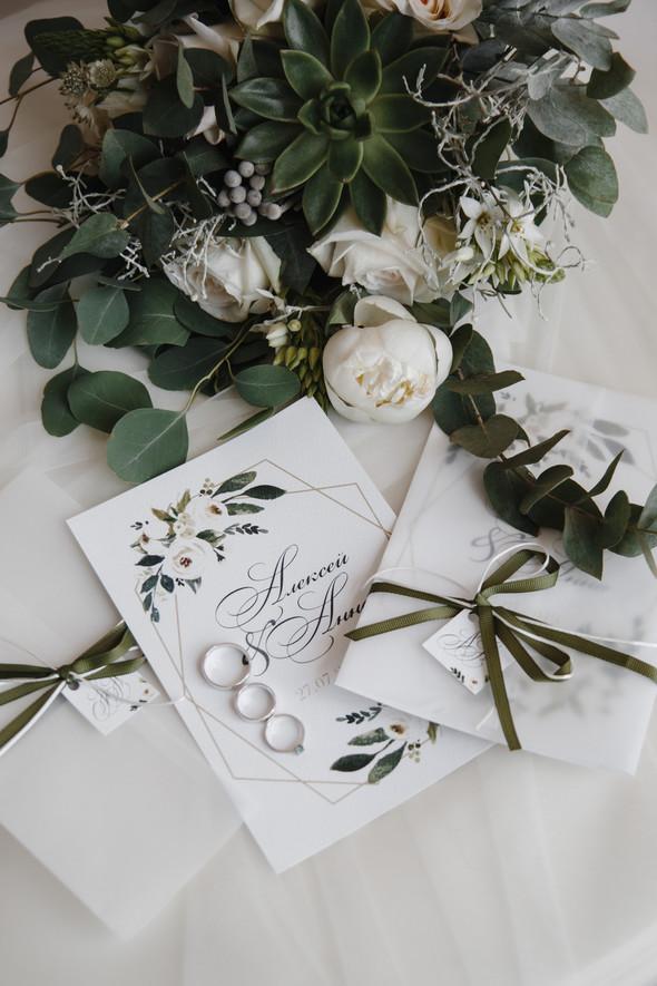 Свадьба Ани и Леши - фото №2