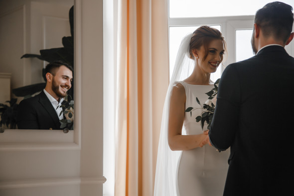 Свадьба Ани и Леши - фото №25