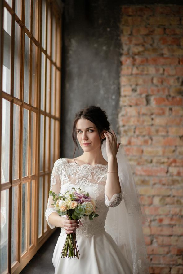 Свадебная прогулка Лизы и Андрея - фото №4