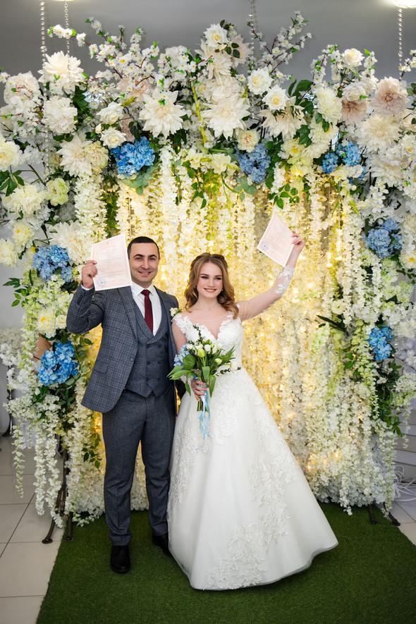 Свадьба Златы и Размика - фото №4