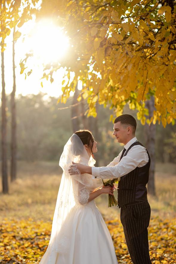 Свадебная прогулка Лизы и Андрея - фото №37