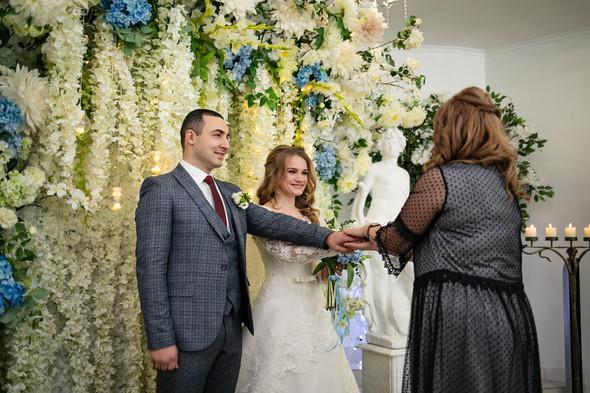 Свадьба Златы и Размика - фото №1