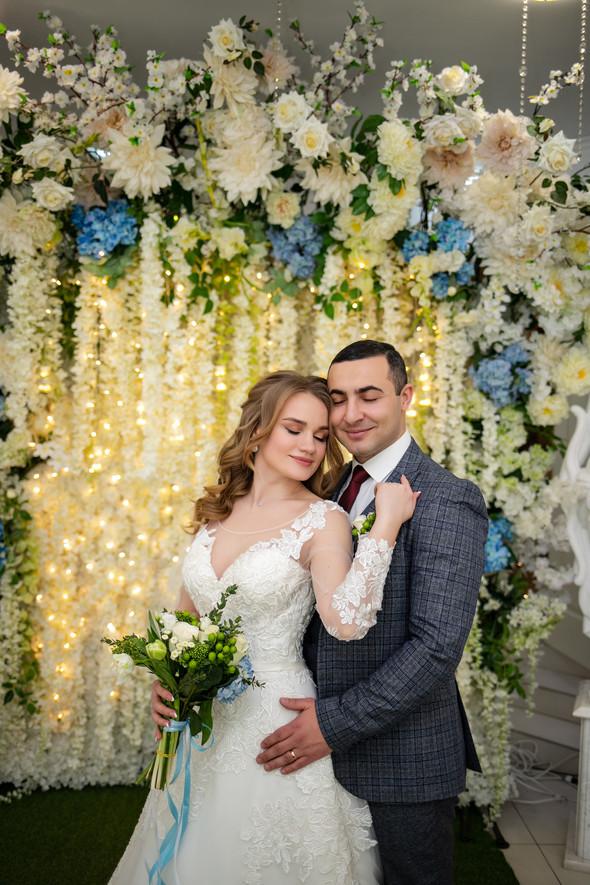 Свадьба Златы и Размика - фото №17