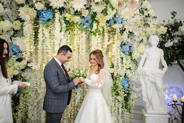 Свадьба Златы и Размика - фото №2