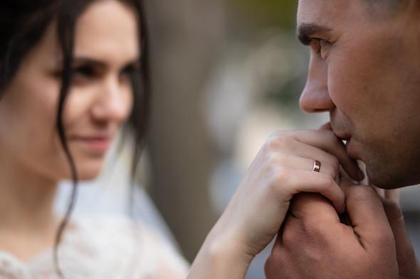 Свадебная прогулка Лизы и Андрея - фото №16