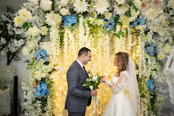 Свадьба Златы и Размика - фото №3