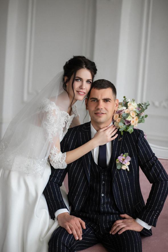 Свадебная прогулка Лизы и Андрея - фото №8