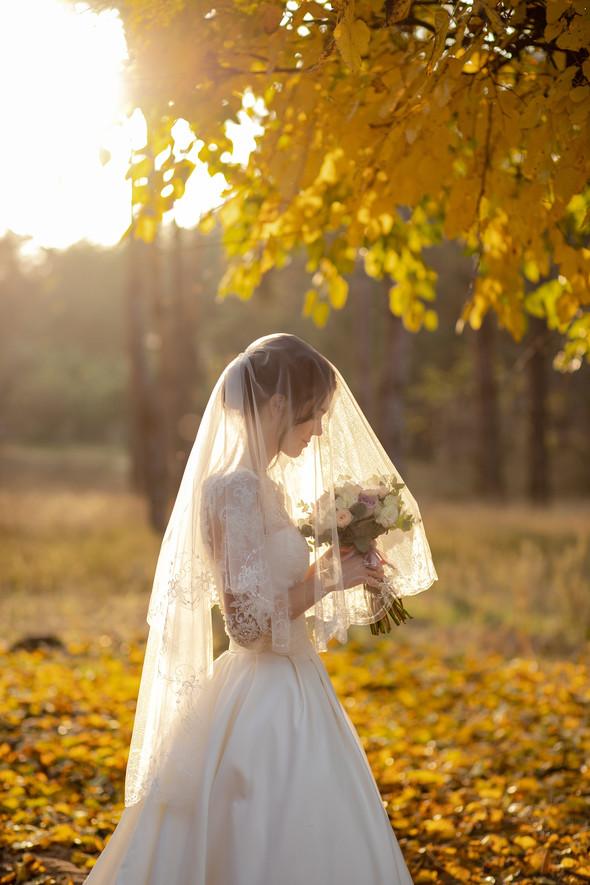 Свадебная прогулка Лизы и Андрея - фото №36