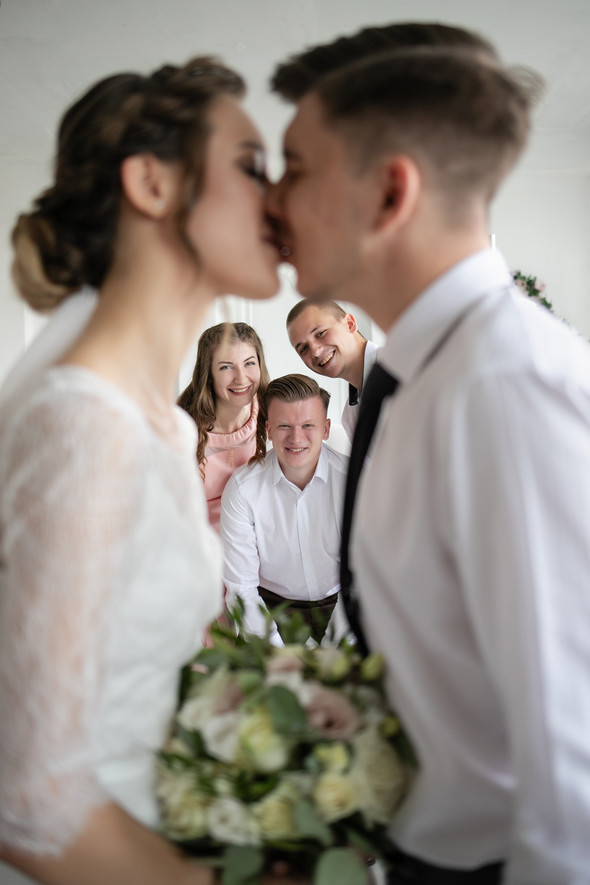 Свадьба Лили и Жени - фото №15