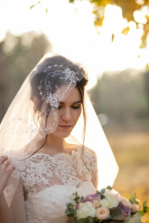 Свадебная прогулка Лизы и Андрея - фото №38