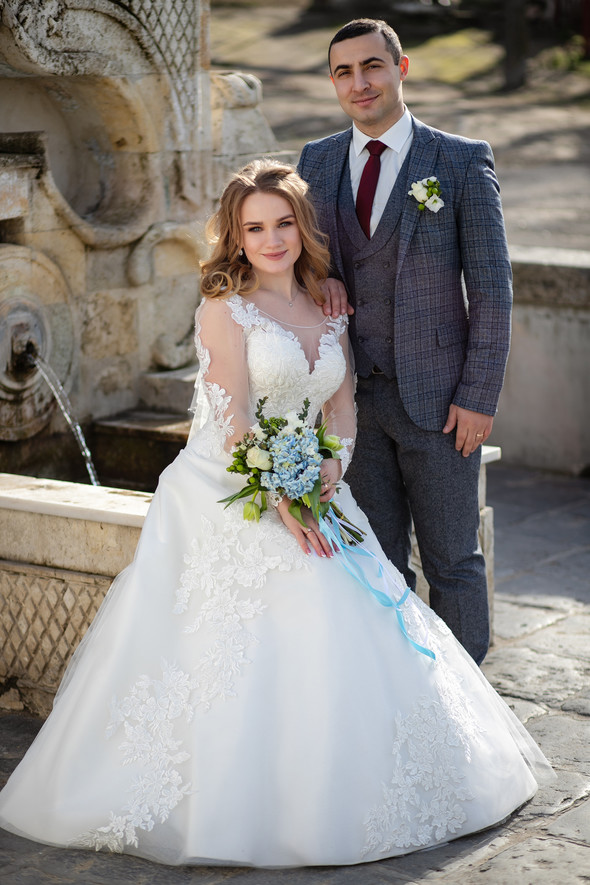 Свадьба Златы и Размика - фото №44