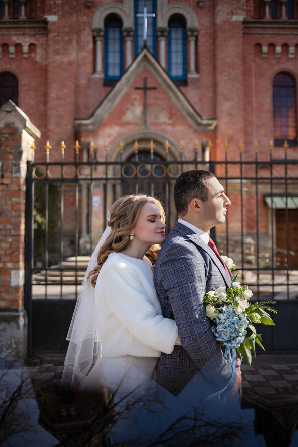 Свадьба Златы и Размика - фото №53