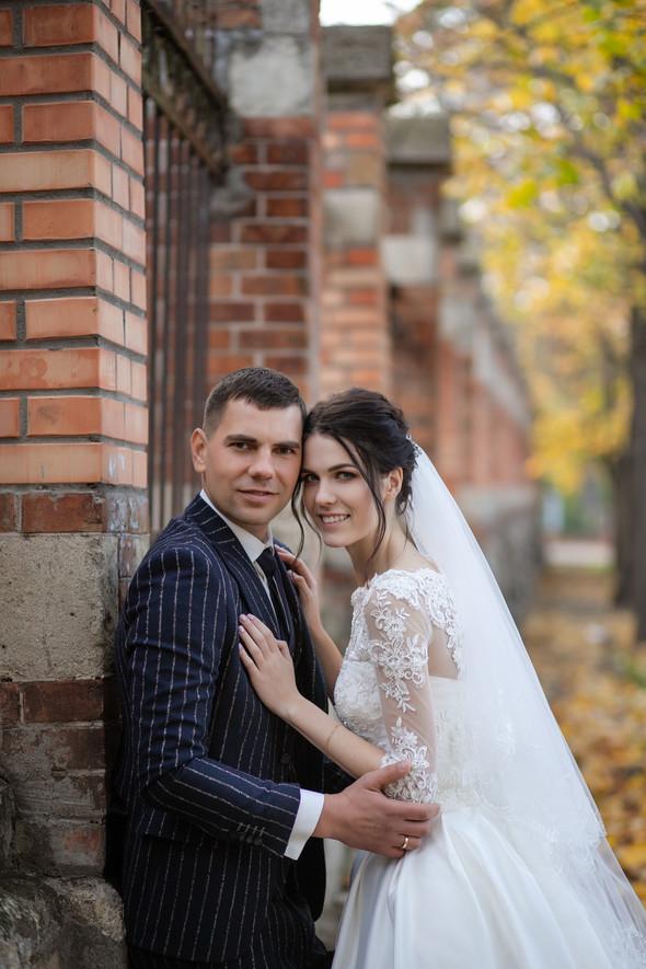 Свадебная прогулка Лизы и Андрея - фото №19