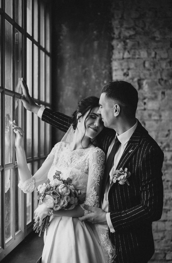 Свадебная прогулка Лизы и Андрея - фото №5