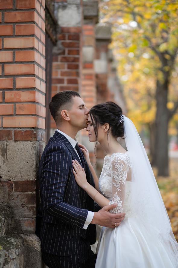 Свадебная прогулка Лизы и Андрея - фото №18