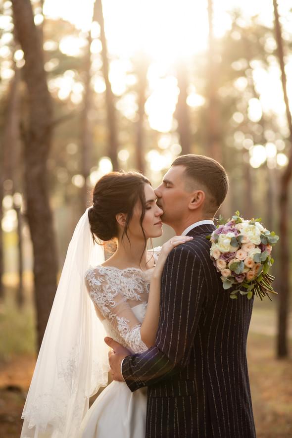 Свадебная прогулка Лизы и Андрея - фото №25