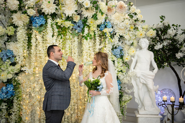 Свадьба Златы и Размика - фото №7