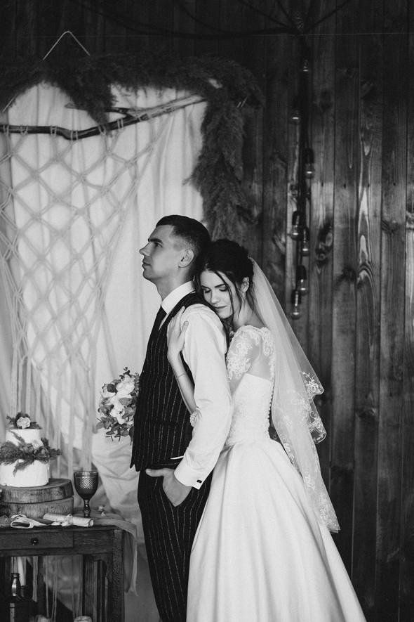 Свадебная прогулка Лизы и Андрея - фото №6