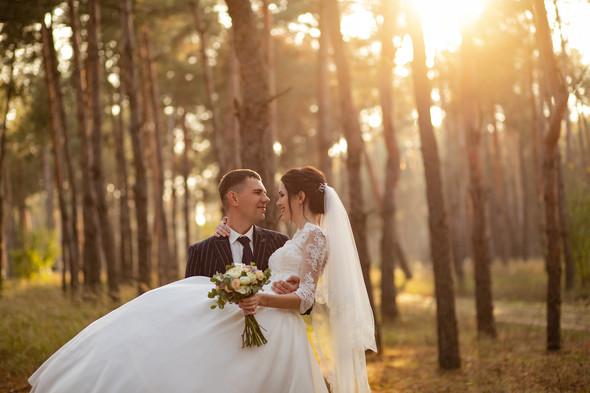 Свадебная прогулка Лизы и Андрея - фото №28