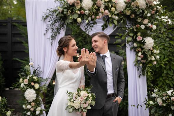 Свадьба Лили и Жени - фото №47