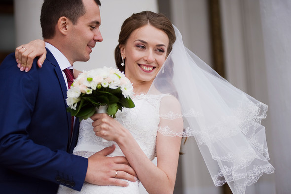 Свадебная история Андрея и Инны! - фото №24