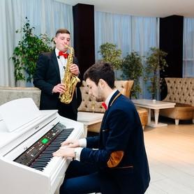 Duet Pianosax