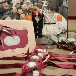 Сона Педяш - свадебные аксессуары в Одессе - фото 4