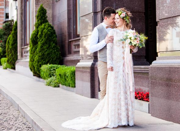 Свадьба Миши и Юлии - фото №8