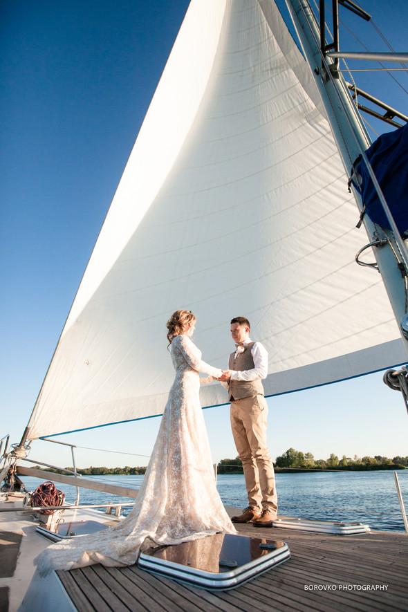 Свадьба Миши и Юлии - фото №14