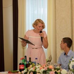Виталина Светлова - ведущий в Запорожье - фото 3