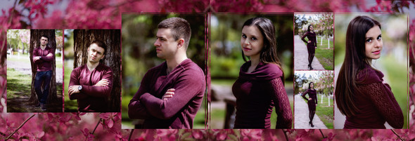 Дмитрий и Юлия. Лавстори. Книга - фото №1
