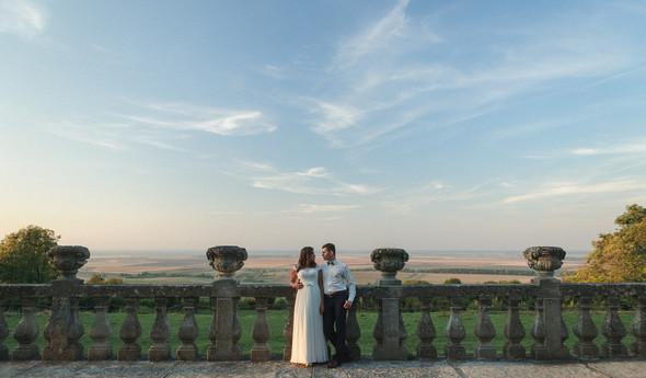 Післявесільна зйомка Ореста і Оленки на ПІдгорецькому замку - фото №18