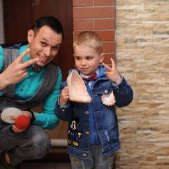 Віталій Джус - ведущий в Хмельницком - фото 2