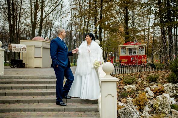 Святослав и Наталия - фото №18