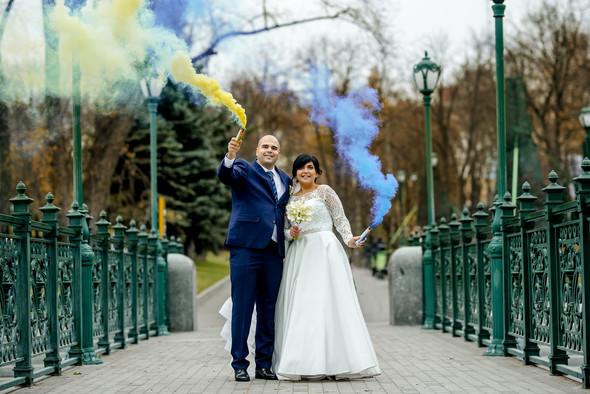 Святослав и Наталия - фото №42
