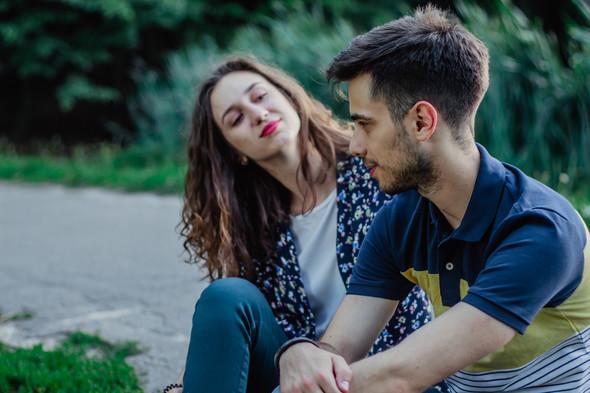Предсвдебная Love Story Максима и Даши - фото №3
