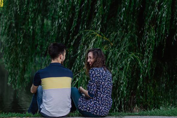 Предсвдебная Love Story Максима и Даши - фото №15