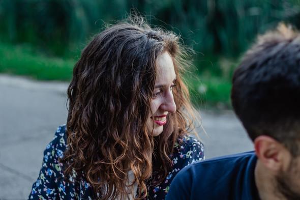 Предсвдебная Love Story Максима и Даши - фото №5
