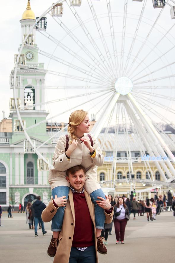 Love Story Ольги и Аркадия - фото №18
