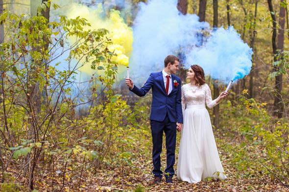 Дмитрий и Алена - фото №4