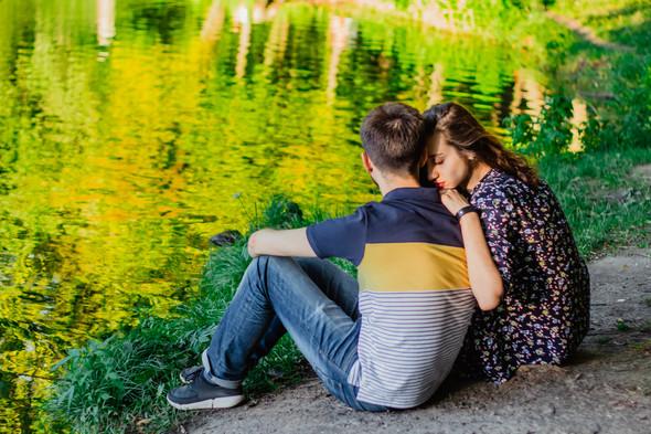 Предсвдебная Love Story Максима и Даши - фото №14