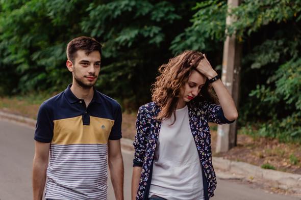Предсвдебная Love Story Максима и Даши - фото №2