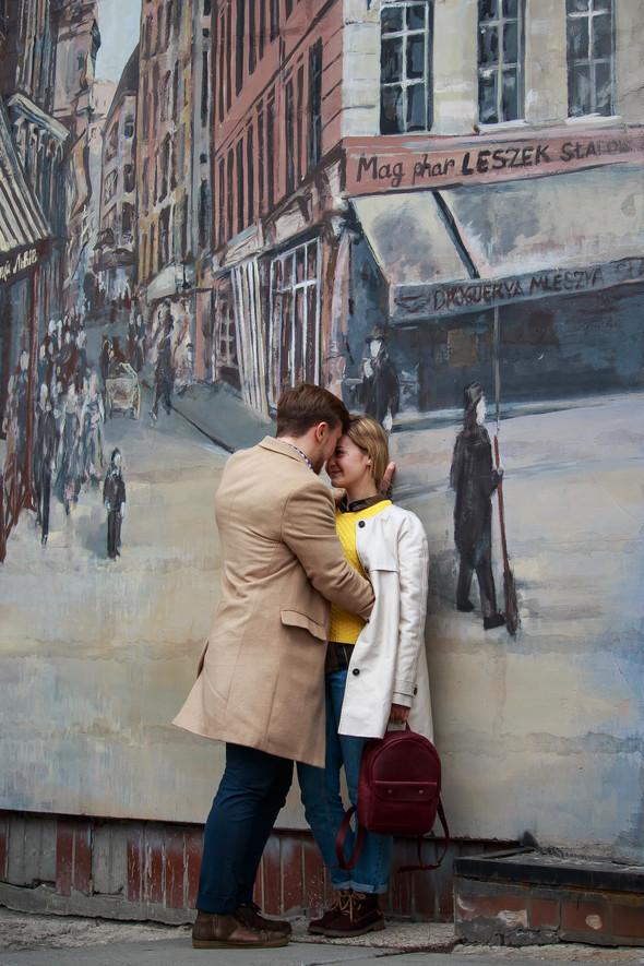 Love Story Ольги и Аркадия - фото №13