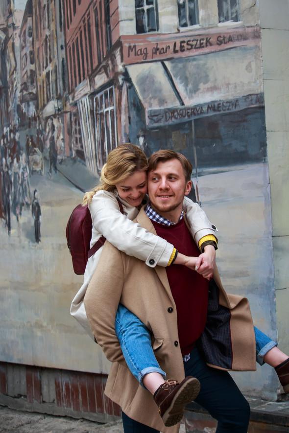 Love Story Ольги и Аркадия - фото №11
