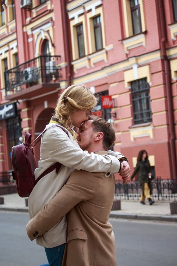 Love Story Ольги и Аркадия - фото №14