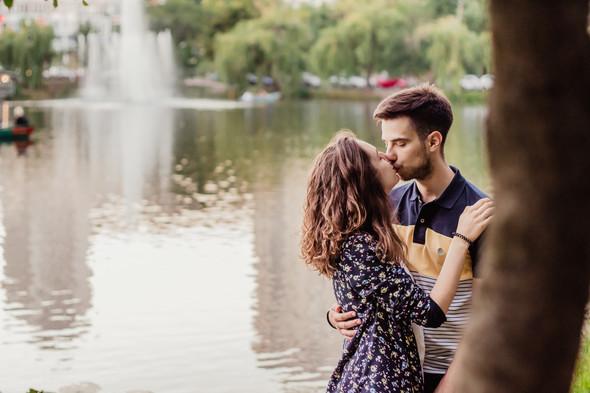 Предсвдебная Love Story Максима и Даши - фото №10