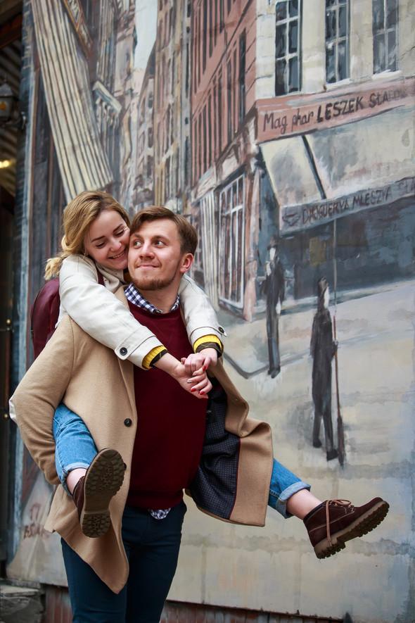 Love Story Ольги и Аркадия - фото №12