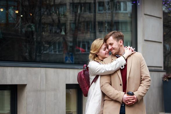 Love Story Ольги и Аркадия - фото №6