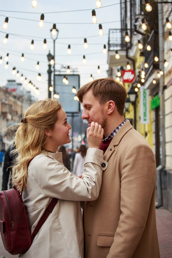 Love Story Ольги и Аркадия - фото №28