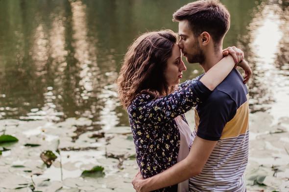 Предсвдебная Love Story Максима и Даши - фото №8